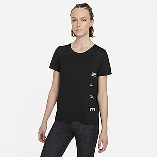 Nike Miler Run Division Women's Short-Sleeve Running Top