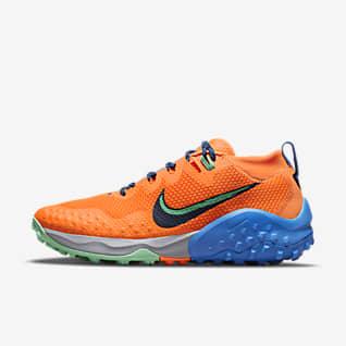 Nike Wildhorse 7 Arazi Tipi Erkek Koşu Ayakkabısı