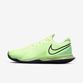 NikeCourt Air Zoom Vapor Cage 4 Мужская теннисная обувь для игры на кортах с твердым покрытием