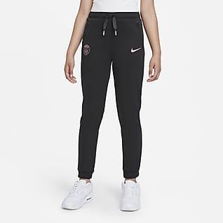Παρί Σεν Ζερμέν Ποδοσφαιρικό παντελόνι Nike Dri-FIT για μεγάλα παιδιά