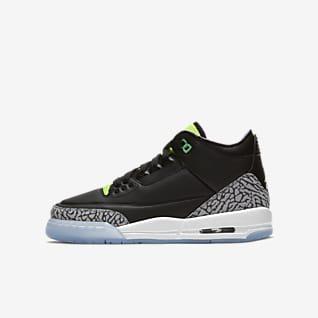 Air Jordan 3 Retro SE Big Kids' Shoes
