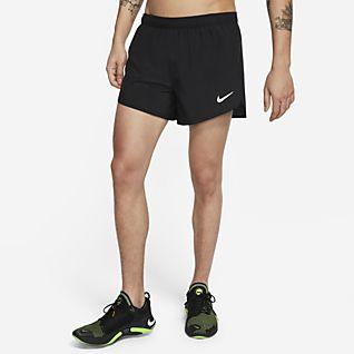 Nike Fast Calções de running de 10cm para homem