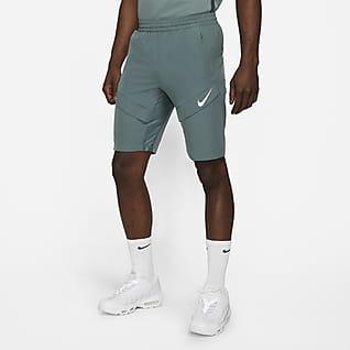 Nike F.C. Elite Shorts de fútbol de tejido Woven para hombre