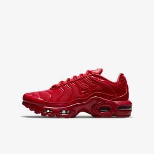 Nike Air Max Plus Big Kids' Shoes