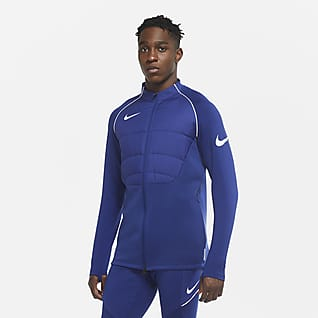 Nike Therma Strike Winter Warrior Men's Football Drill Jacket