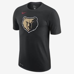 孟菲斯灰熊队 City Edition Logo Nike Dri-FIT NBA 男子T恤