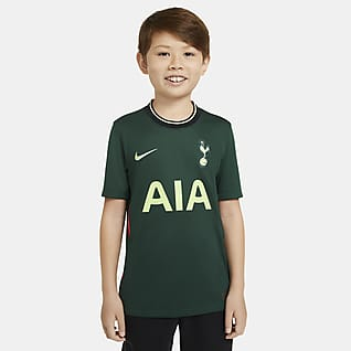 Tottenham Hotspur 2020/21 Stadium Away Big Kids' Soccer Jersey