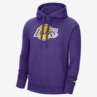 Los Angeles Lakers Essential Nike NBA-hettegenser til herre