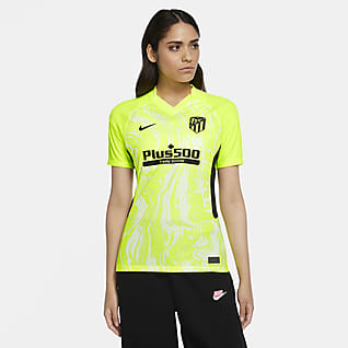 Atlético Madrid 2020/21 Stadium Third Women's Football Shirt