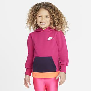 Nike Sudadera con capucha sin cierre French Terry para bebé