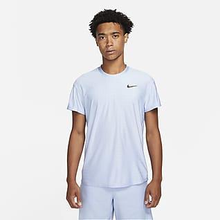 NikeCourt Dri-FIT Advantage Мужская теннисная футболка