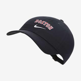 Nike Heritage86 Swoosh (MLB Boston Red Sox) Adjustable Hat