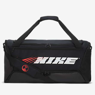 Nike Brasilia Graphic Training Duffel Bag (Medium)