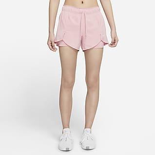 Nike Flex Essential 2-in-1 女子训练短裤