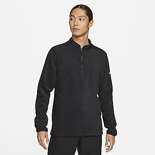 Nike Therma-FIT Victory Maglia da golf con zip a metà lunghezza - Uomo