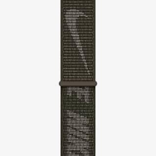 45 毫米军裤卡其色 Nike 回环式运动表带 - 标准号