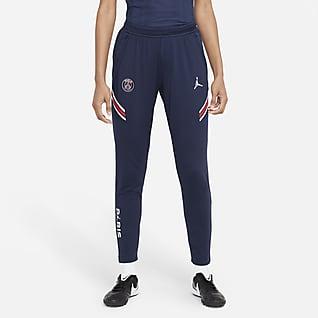 Paris Saint-Germain Strike Fotbollsbyxor Nike Dri-FIT för kvinnor