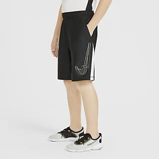 Nike Dri-FIT Graphic Σορτς για μεγάλα αγόρια