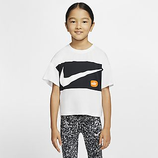 Nike Kurzarm-Kurzberteil für jüngere Kinder