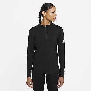 Nike Capa media de trail running - Mujer