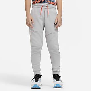 Nike Sportswear Tech Fleece Byxor för ungdom (killar)