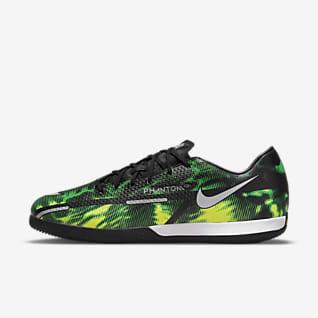 Nike Phantom GT2 Academy IC Indoor/Court Soccer Shoes