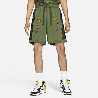 Jordan Dri-FIT Zion Men's Fleece Shorts