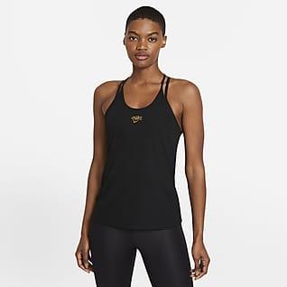 Nike Femme Elastika Trainingstanktop voor dames