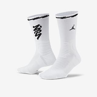 Zion Flight Crew Socks