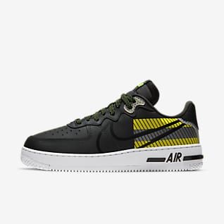 Nike Air Force 1 React LX 3M 男子运动鞋