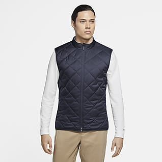 Nike Men's Reversible Synthetic-Fill Golf Vest