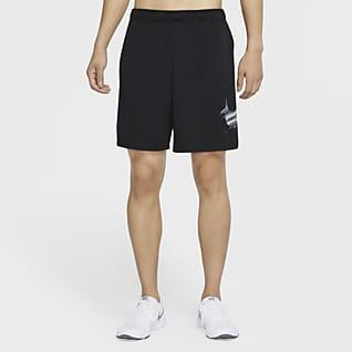 Nike Dri-FIT 男款圖樣訓練短褲
