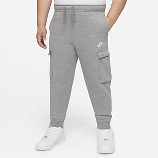 Nike Sportswear Club Big Kids' (Boys') Cargo Pants (Extended Size)