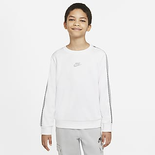 Nike Sportswear Older Kids' (Boys') Crew Sweatshirt