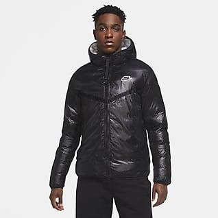 Nike Sportswear Windrunner med syntetfoder Jacka Repel för män