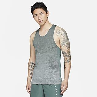Nike Run Division Pinnacle Camisola de running sem mangas para homem