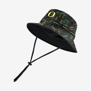 Nike College Dri-FIT (Oregon) Camo Bucket Hat