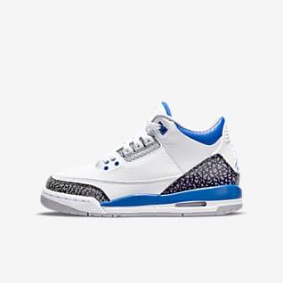 Air Jordan 3 Retro Older Kids' Shoe