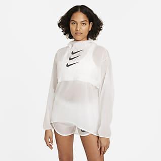 Nike Run Division Женская беговая куртка со складной конструкцией