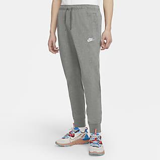 Nike Sportswear Club กางเกงจ๊อกกิ้งผ้าเจอร์ซีย์ผู้ชาย