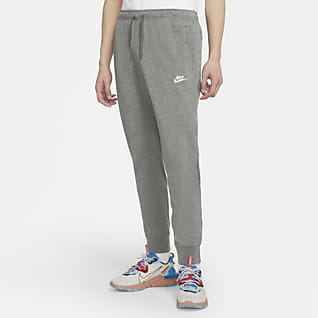 Nike Sportswear Club 男款平織慢跑長褲