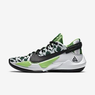 Zoom Freak 2 Naija Баскетбольная обувь