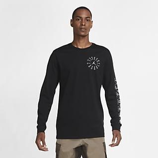 ジョーダン AJ11 メンズ ロングスリーブ グラフィック Tシャツ