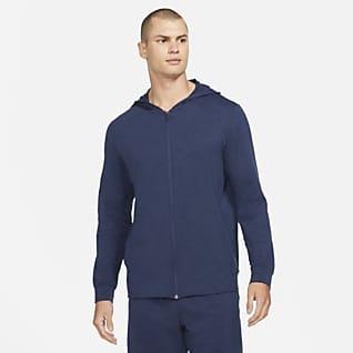 Nike Yoga Dri-FIT Giacca con zip a tutta lunghezza - Uomo