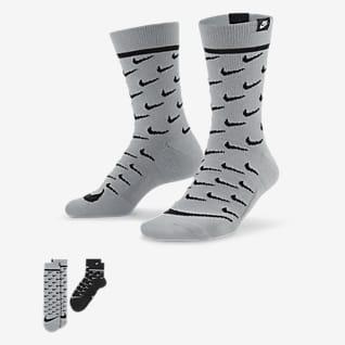 Nike Sportswear SNKR Sox Calcetines largos (2 pares)