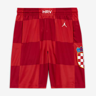 Hırvatistan Jordan (Road) Limited Erkek Basketbol Şortu