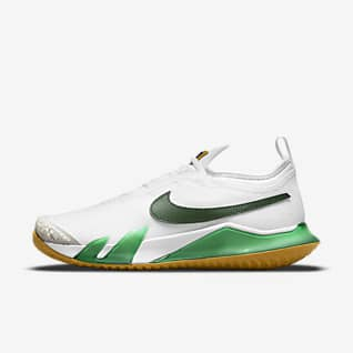 NikeCourt React Vapor NXT Женская теннисная обувь для игры на кортах с твердым покрытием