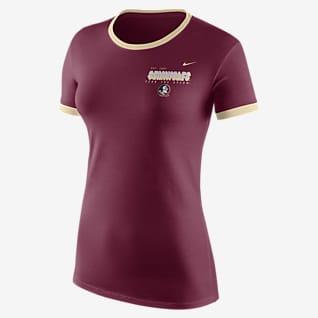 Nike College (Florida State) Women's Logo T-Shirt