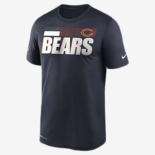 Nike Dri-FIT Team Name Legend Sideline (NFL Chicago bears) Men's T-Shirt