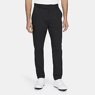 Nike Dri-FIT UV Męskie spodnie chino o dopasowanym kroju do golfa